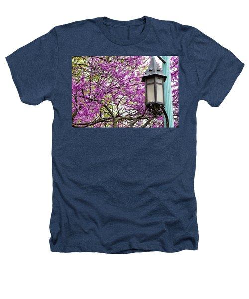 Michigan State University Spring 7 Heathers T-Shirt