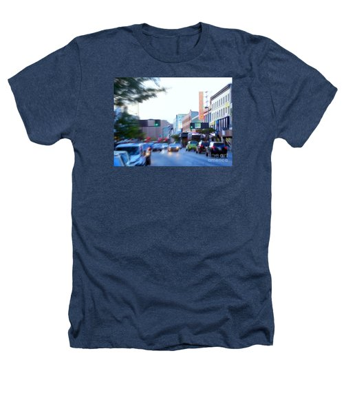 125th Street Harlem Nyc Heathers T-Shirt
