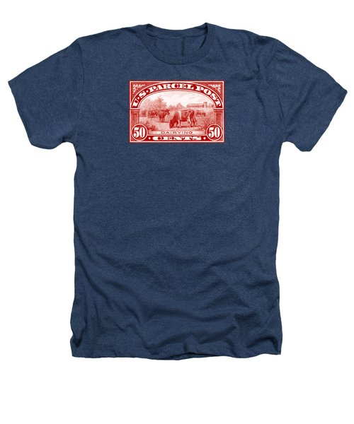 1913 Dairy Industry Stamp Heathers T-Shirt
