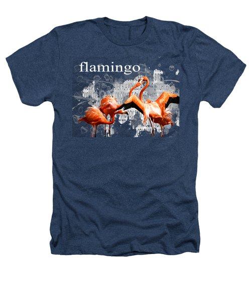 Flamingo Heathers T-Shirt