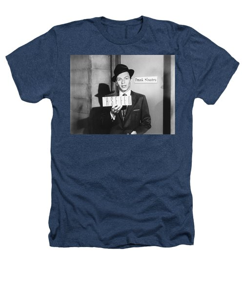 Frank Sinatra Heathers T-Shirt by Underwood Archives