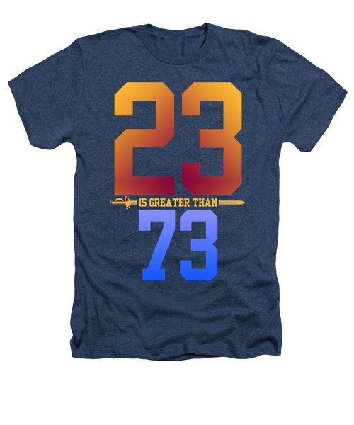 2373-2 Heathers T-Shirt by Augen Baratbate