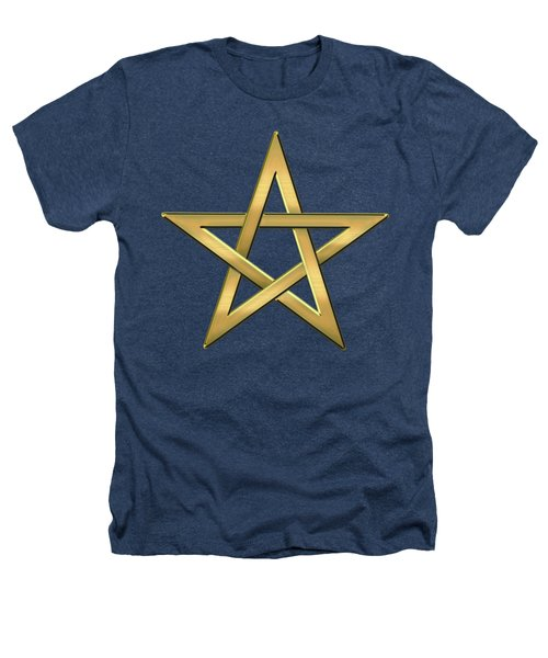 28th Degree Mason - Knight Commander Of The Temple Masonic  Heathers T-Shirt by Serge Averbukh
