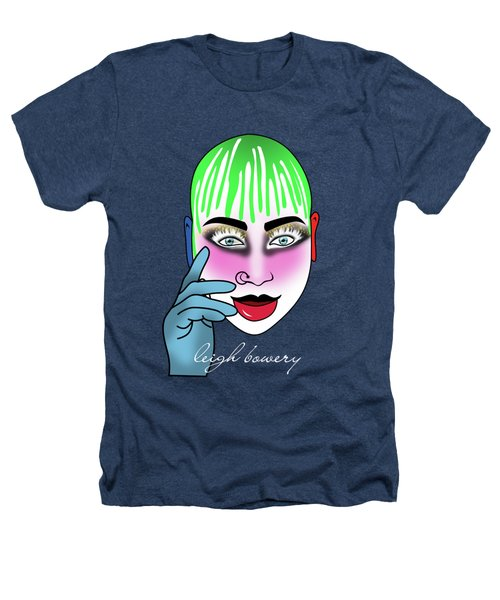 Leigh Bowery  Heathers T-Shirt by Mark Ashkenazi
