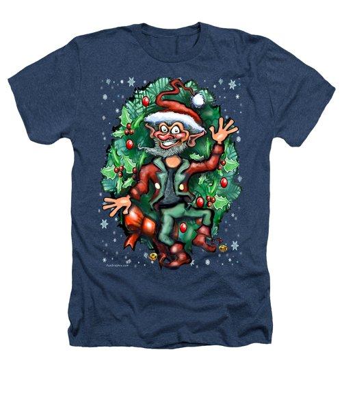 Christmas Elf Heathers T-Shirt