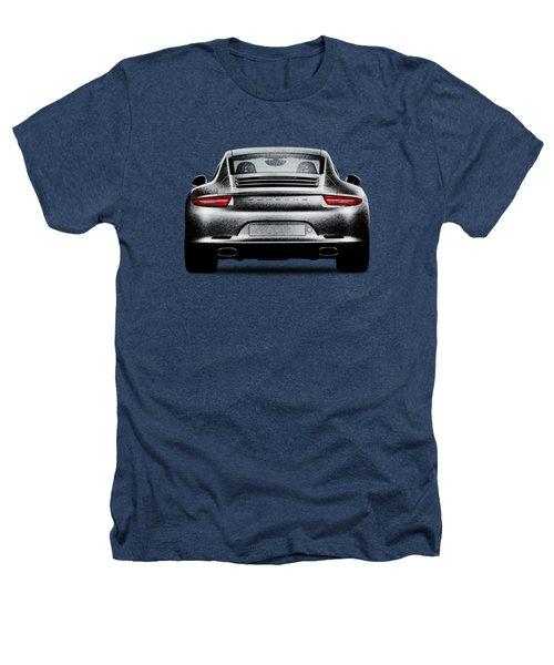 911 Carrera Heathers T-Shirt by Mark Rogan