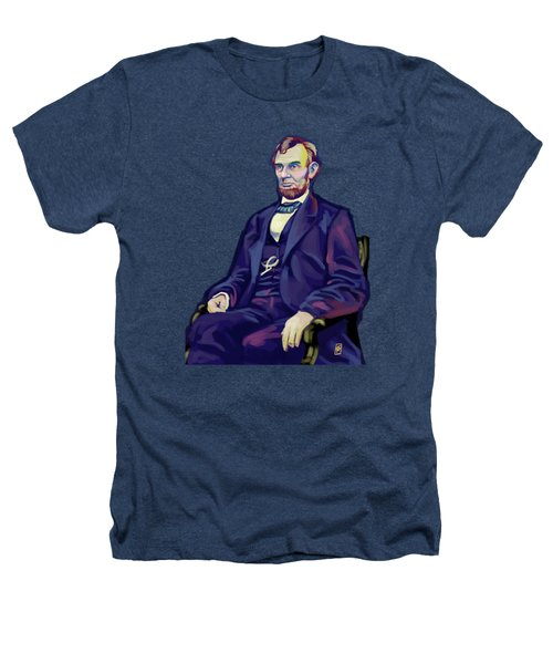 Abe Heathers T-Shirt by Rob Snow