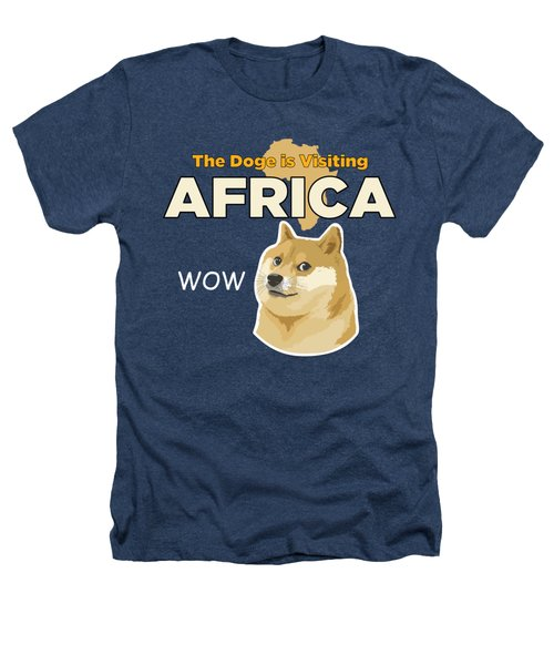 Africa Doge Heathers T-Shirt by Michael Jordan