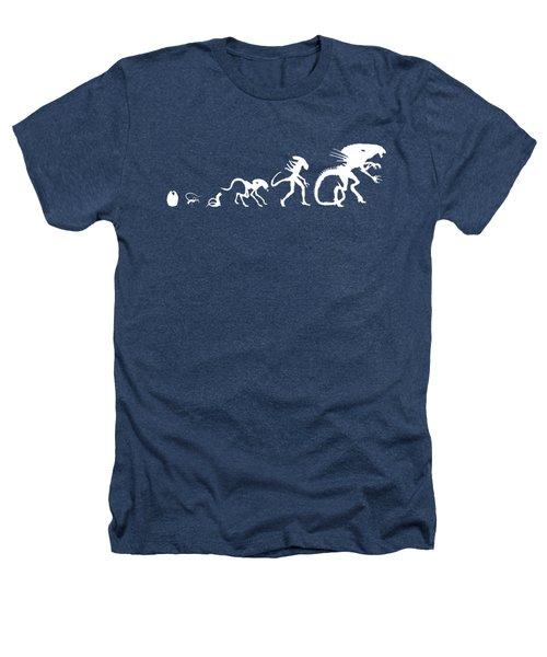 Alien Evolution Heathers T-Shirt