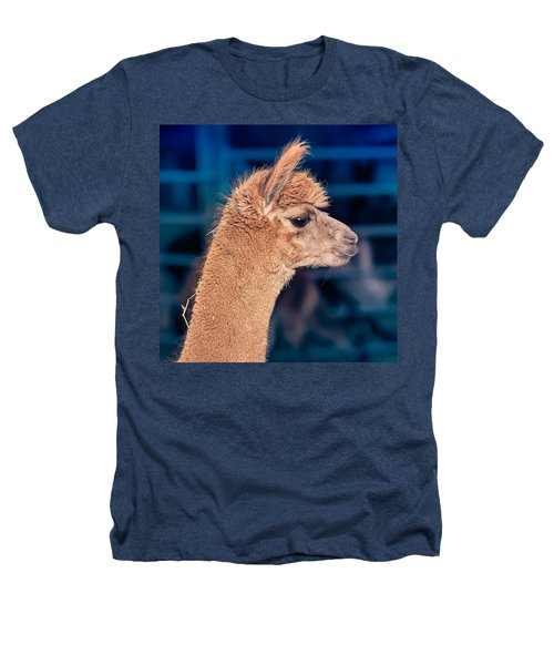 Alpaca Wants To Meet You Heathers T-Shirt by TC Morgan