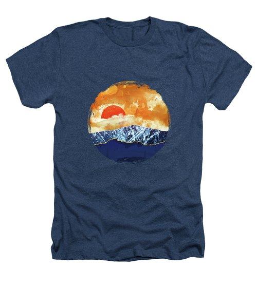 Amber Dusk Heathers T-Shirt