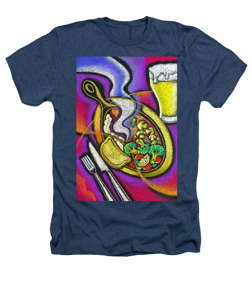 Appetizing Dinner Heathers T-Shirt
