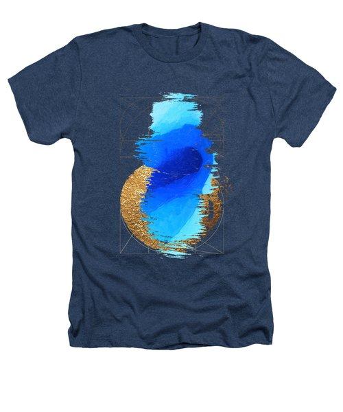 Aqua Gold No. 2 Heathers T-Shirt