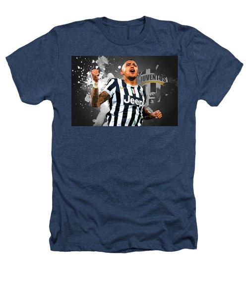 Arturo Vidal Heathers T-Shirt by Semih Yurdabak