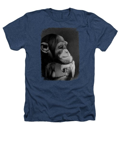 The Thinker Heathers T-Shirt