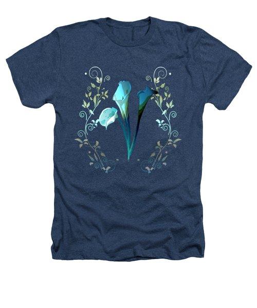 Dragonfly Dream Heathers T-Shirt by Regina Femrite