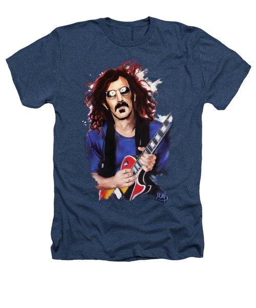 Frank Zappa Heathers T-Shirt by Melanie D
