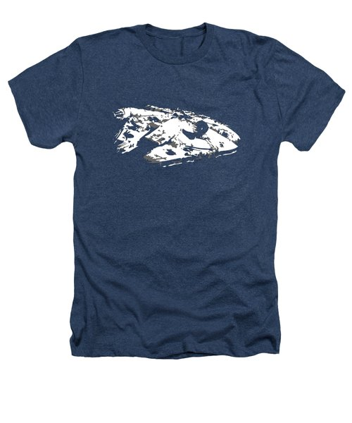 The Falcon In The Shadows Heathers T-Shirt