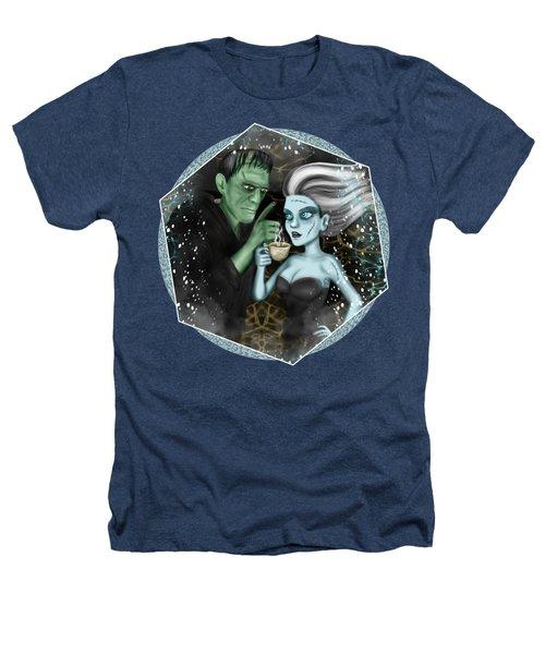 Frankenstien Fantasy Art Heathers T-Shirt