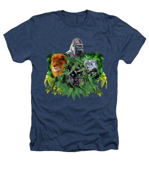 Jungle Guardians Heathers T-Shirt