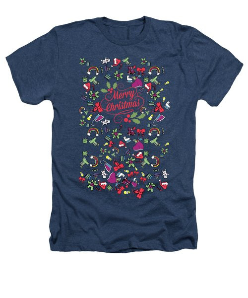 Santa Claus Heathers T-Shirt