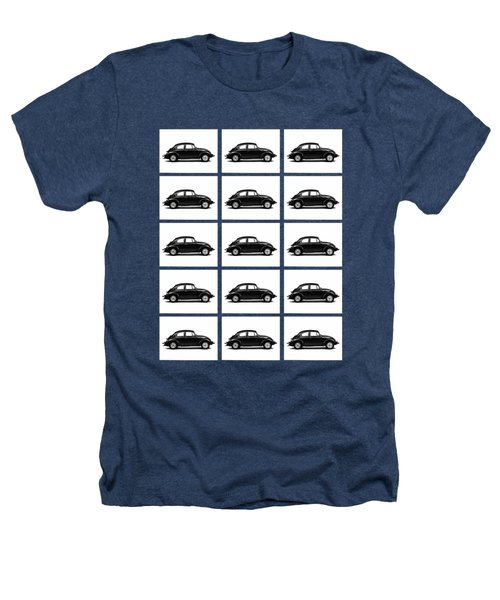 Vw Theory Of Evolution Heathers T-Shirt by Mark Rogan
