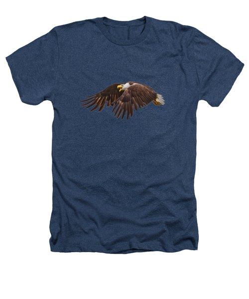 Bald Eagle  Heathers T-Shirt by Mark Andrew Thomas