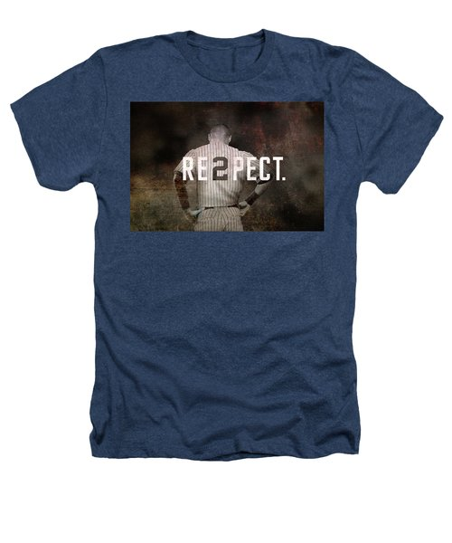 Baseball - Derek Jeter Heathers T-Shirt