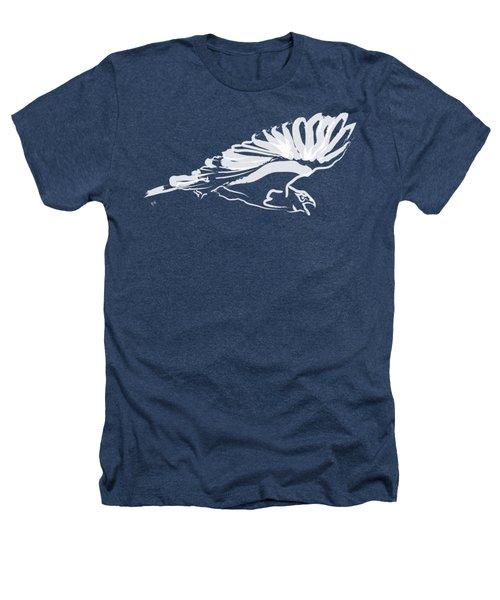 Bird Buzzard  Heathers T-Shirt