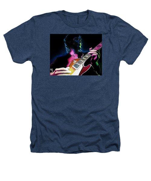 Black Dog Heathers T-Shirt by Tom Carlton