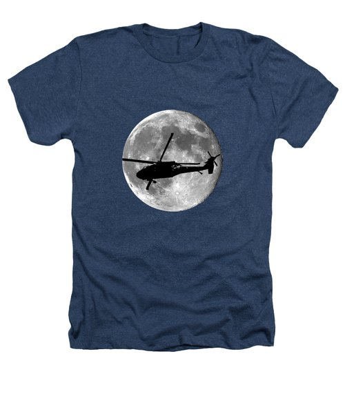 Black Hawk Moon .png Heathers T-Shirt by Al Powell Photography USA