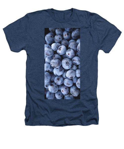 Blueberries Foodie Phone Case Heathers T-Shirt