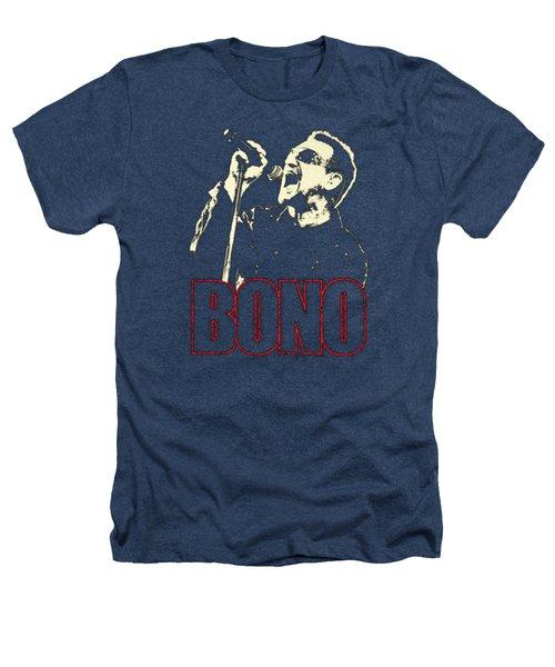 Bono Tour 2016 Heathers T-Shirt by Gandi Rismawan