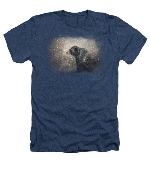 Braving The Storm Heathers T-Shirt by Jai Johnson
