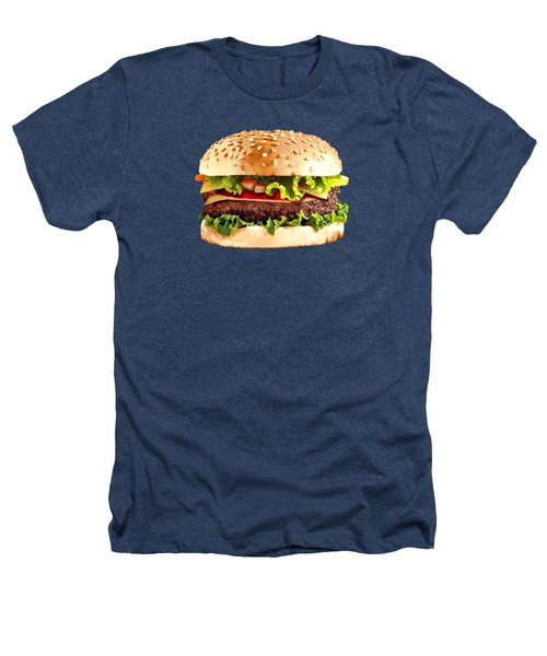 Burger Sndwich Hamburger Heathers T-Shirt by T Shirts R Us -