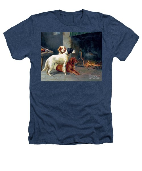 By The Fire Heathers T-Shirt