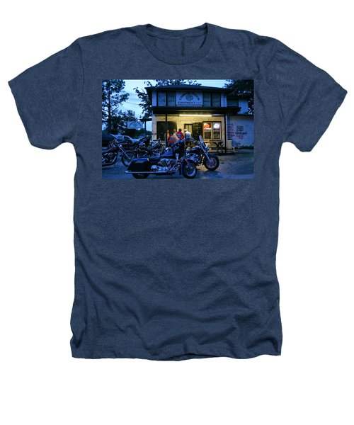 Cabbage Patch Bikers Bar Heathers T-Shirt