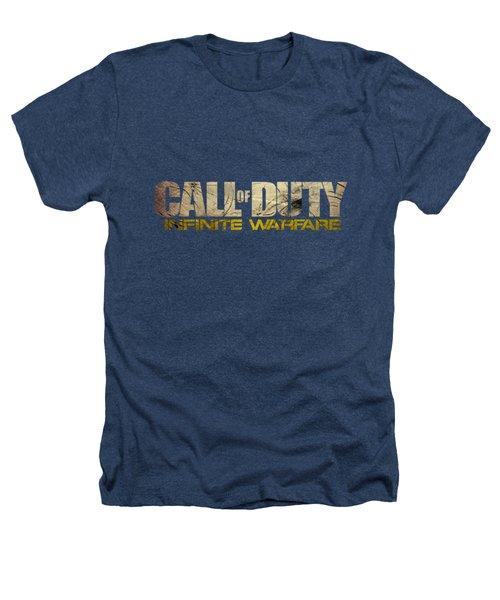 Call Of Duty Heathers T-Shirt by Ryan Tubilan
