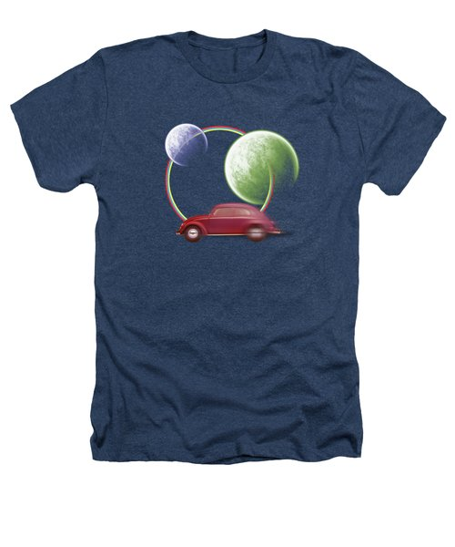 Car Space  Heathers T-Shirt