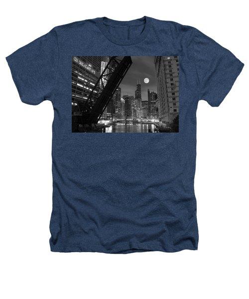 Chicago Pride Of Illinois Heathers T-Shirt