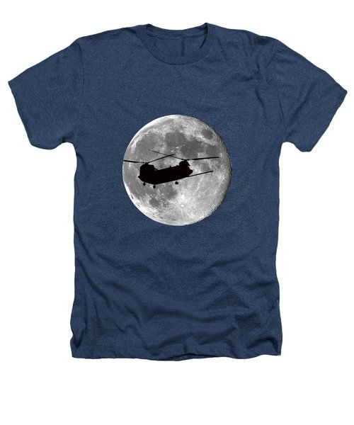 Chinook Moon .png Heathers T-Shirt by Al Powell Photography USA