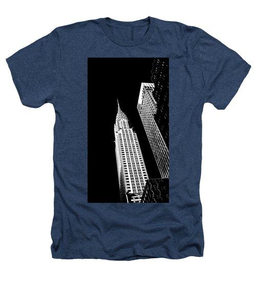 Chrysler Nights Heathers T-Shirt by Az Jackson