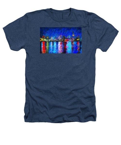 City Limits Tokyo Heathers T-Shirt by Sir Josef - Social Critic -  Maha Art