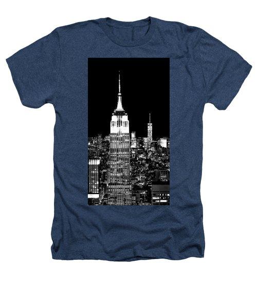 City Of The Night Heathers T-Shirt