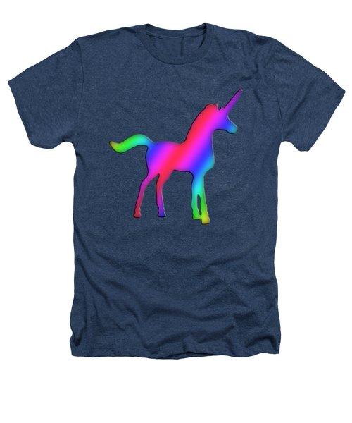 Colourful Unicorn  Heathers T-Shirt by Ilan Rosen