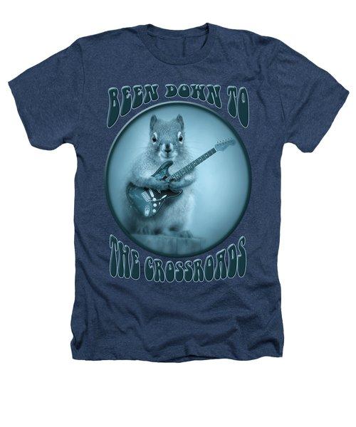 Crossroads Blue Shirt Heathers T-Shirt
