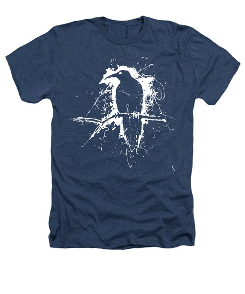 Crow Heathers T-Shirt by H James Hoff