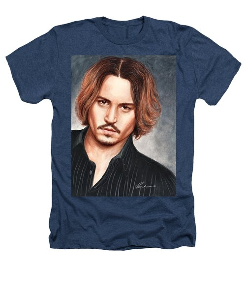 Depp Heathers T-Shirt by Bruce Lennon