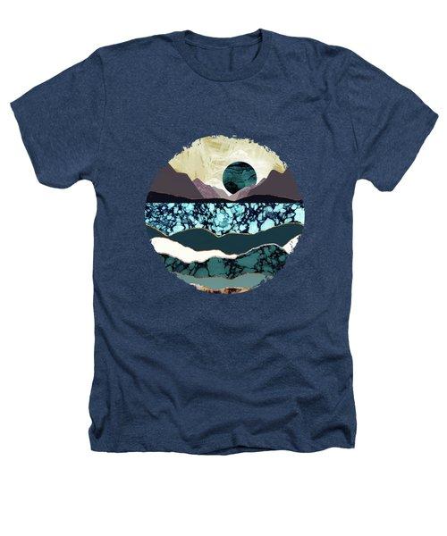 Desert Lake Heathers T-Shirt by Katherine Smit