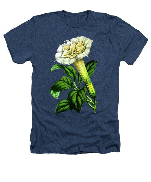 Devil Trumpet Datura Fastuosa Heathers T-Shirt